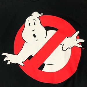 Ripple Junction Shirts - Long Sleeve Ghostbusters Tee Shirt